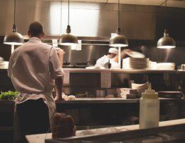 minimalni tehnički uvjeti - restoran kuhinja
